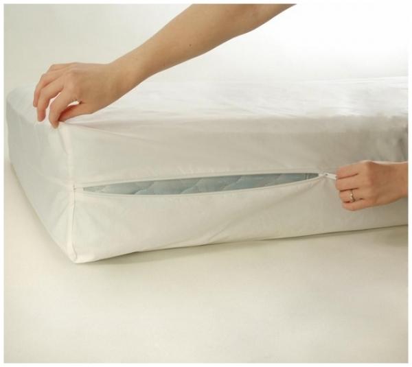 Allergiker Bettwäsche Matratzenschutzbezug Komfortgröße